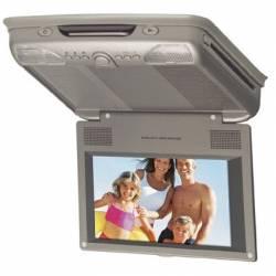 """7"""" TFT-LCD s DVD mechanikou."""