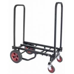 Profesionálny vozík na prepravovanie aparatúry * nosnosť 136kg