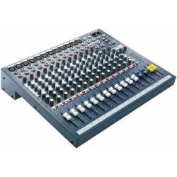 Mix SoundCraft * 12 mono + 2 stereo vstupy
