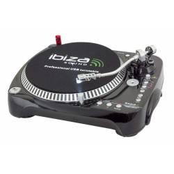 Profesionálny gramofón s USB/SD/MP3 prehrávačom / rekordérom
