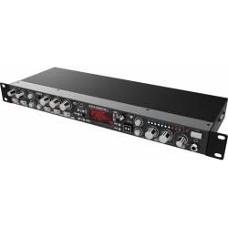 Riadiaca jednotka s USB/SD/MP3, Bluetooth prehrávačom a FM tunerom s RDS Hill-audio * 2x MIC * 2x stereo Line