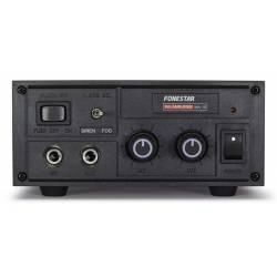 Nízkoimpedančný mono zosilňovač FONESTAR pre automobily * 10W/4-16ohm
