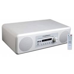 Kompaktný aktívny hifi systém MADISON * CD/USB/MP3 * Bluetooth * FM rádio
