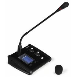 Mikrofón s výberom priority a voľbyzóny pre matrix systém FONESTAR