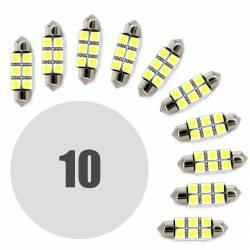 LED svetelný zdroj CLD304 1,5W • Sofit 41 mm 108 lumen 10 ks / balenie