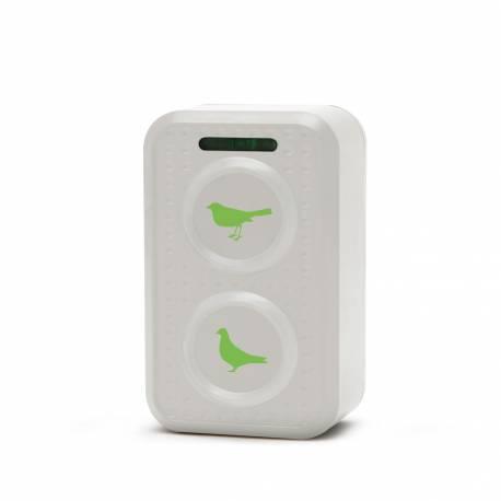 Odpudzovač holubov s LED indikátorom 6 x AAA