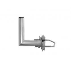 Anténny držiak 15 na stožiar s vinklom priemer 35mm výška 17cm