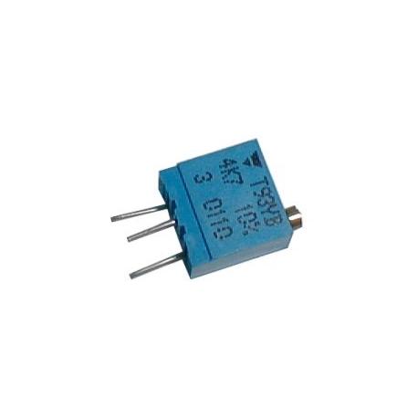 Trimer 4k7 viacotáčkový Spectrol