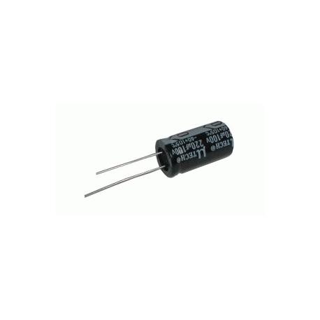 Kondenzátor elektrolytický 47M/250V 13x25-5 105*C rad.C