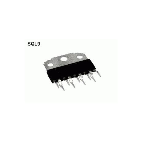 TDA6107Q SQL9 IO