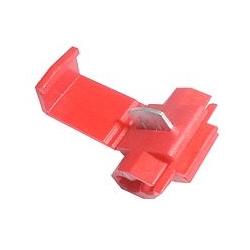 Spojka auto-rychlo. 0.25-1.0 červená TIPA