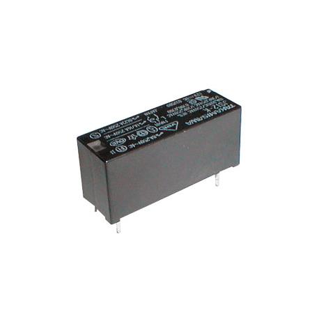 Relé 5V 8A/250VAC 1x přep. JS-5-K
