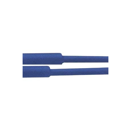 Bužírka zmršťovacia - 5.0 / 2.50mm modrá