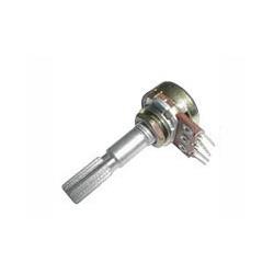 Potenciometer 500K/N mono 6/30mm