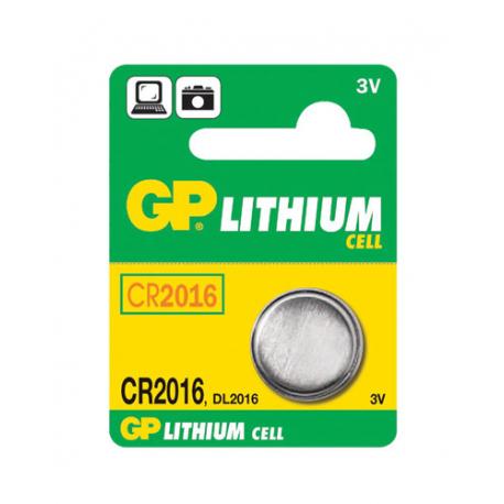 Batéria CR2016 GP lítiová