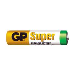 Batéria AAA (R03) alkalická GP Super Alkaline