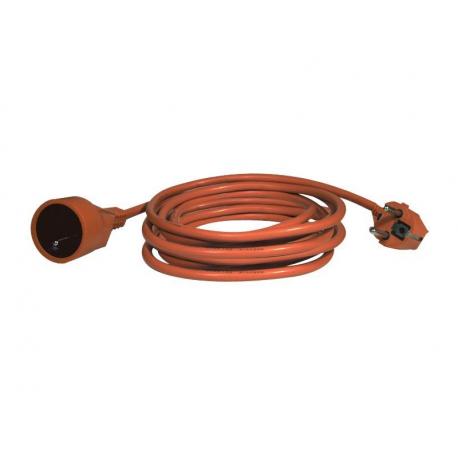 Predlžovací kábel 25m EMOS P01125