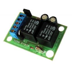 Modul TIPA PT020 -12V Automatické rozsvecovanie svetiel automobilu