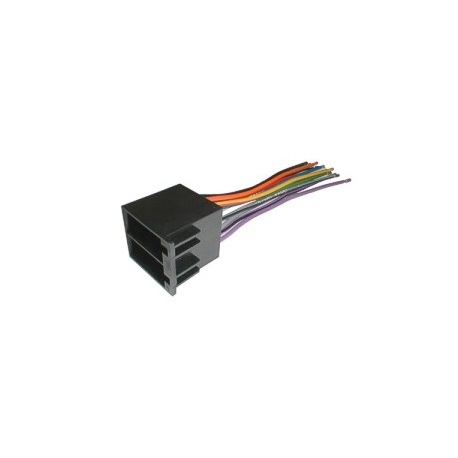 Konektor ISO 550128 (napájanie + reproduktory, 13pin)