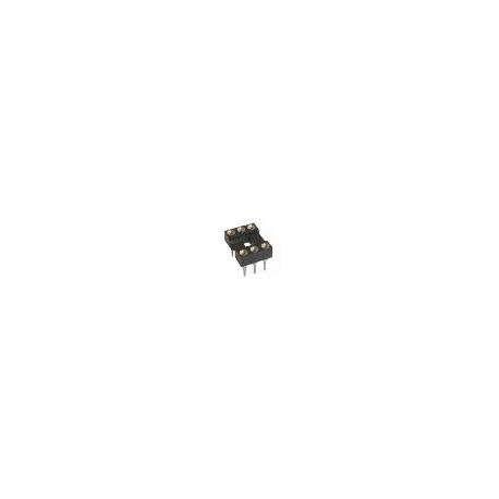 Pätica 6 DIL 2x3 čierna precízna