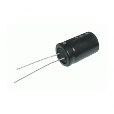Kondenzátor elektrolytický 680M/25V 10x19 105°C rad.C