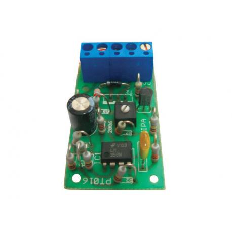 Stavebnica TIPA PT016 PWM výkonový regulátor 15A