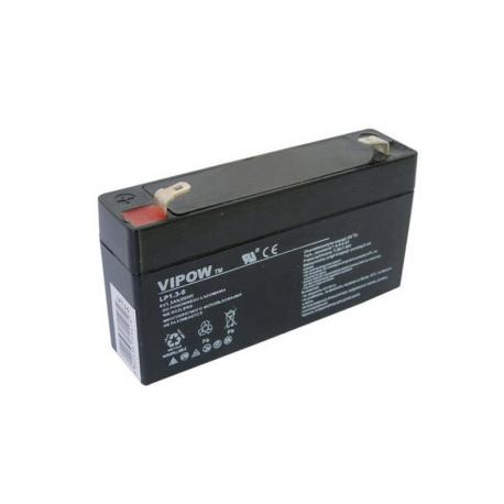 Batéria olovená 6V 1.3Ah VIPOW