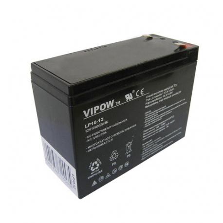Batéria olovená 12V 10Ah VIPOW