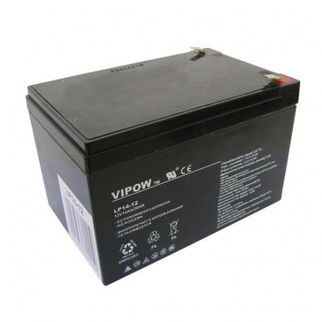Batéria olovená 12V 14Ah VIPOW