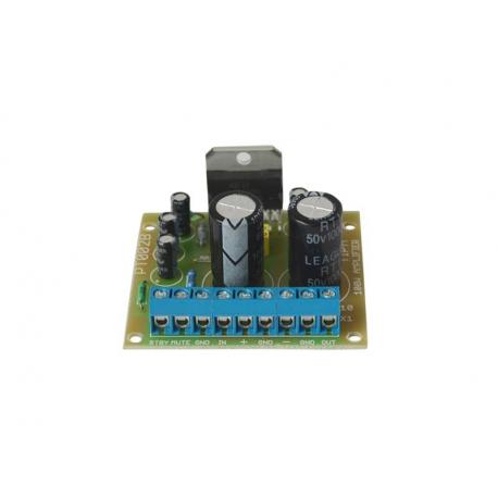 Stavebnica TIPA PT005 Zosilňovač 100W s TDA7293