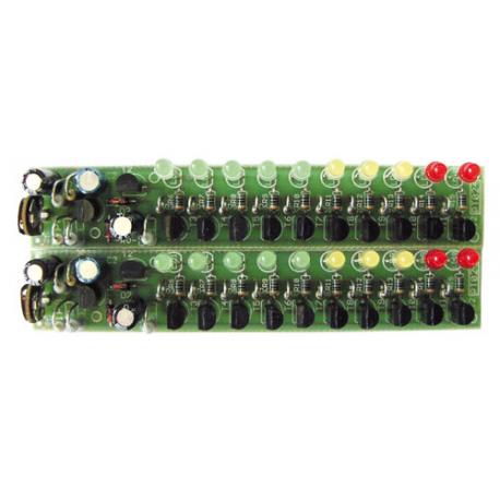 Stavebnica TIPA PT024S Stereo indikátor vybudenia
