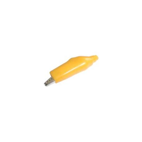 Krokosvorka veľká s bužírkou žltá L=55mm