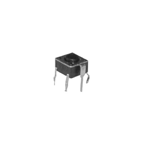 Mikrospínač 6x6mm V-1,5mm 5x