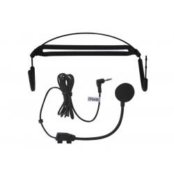 Mikrofón SHOW HM-26L náhlavný dynamický