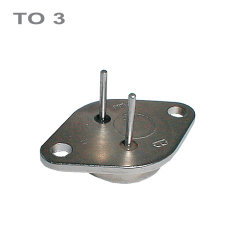 Tranzistor 2N3055 NPN 60V,15A,117W,2.5MHz TO3