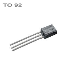 Tranzistor 2N5401 PNP 150V,0.6A,0.6W,100MHz TO92