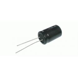 Kondenzátor elektrolytický 100M/400V 22x32-10 105*C rad.C