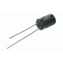 Kondenzátor elektrolytický 100M/50V 8x12-3.5 rad.C *