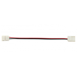 Spojka nepajivá pre LED pásik 3528, 2835 30,60LED/m 8mm s vodičom