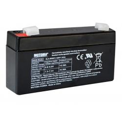 Batéria olovená 6V 1.3Ah MOTOMA