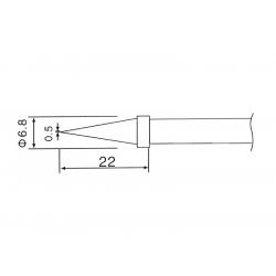 Hrot C1-2 (ZD-30C,ZD-99,ZD-8906,ZD-8906L)