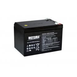 Batéria olovená 12V 12Ah MOTOMA pre elektromotory