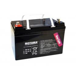 Batéria olovená 12V 33Ah MOTOMA pre elektromotory
