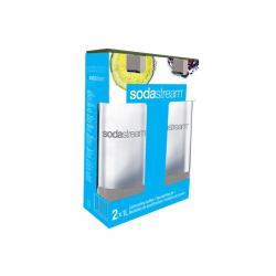Fľaša SodaStream GREY/Duo Pack