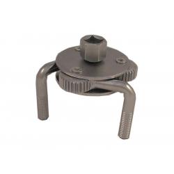 """Kľúč na olejový filter GEKO G02550 3/8"""" 65-130mm"""