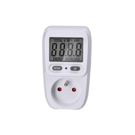 Merač spotreby elektrickej energie SOLIGHT DT26