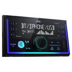 Autorádio JVC KW-X830BT 2DIN AUTORÁD. S USB/MP3/BT