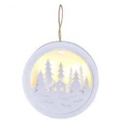 Dekorácia vianočná SOLIGHT 1V223-B les