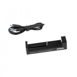 Nabíjačka akumulátorov 1 x Li-ion 3.6V/3.7V USB XTAR MC1