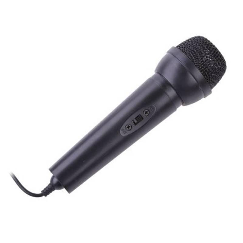 Mikrofon karaoke, jack 3,5mm